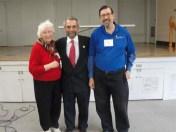 SCAS Member with AARP President
