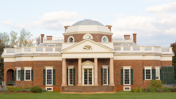 *CANCELLED* – April 30th, 2020 – Day Trip to Monticello – SCAS